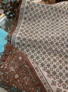 Runners, Fabrics, Diy Crafts, Quilts, Embroidery, Stitch, Pillows, Patterns, Punto De Cruz