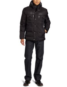 Michael Kors Men's Culver Fly Front Hipster: Clothing