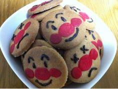 Anpanman Cookie Recipe