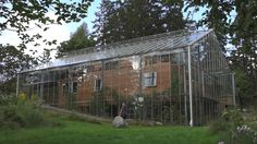 One Dutch family is living year-round in an experimental greenhouse home—and growing most of the vegetables they consume