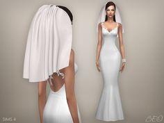 BEO creations — Wedding veil 04 DOWNLOAD