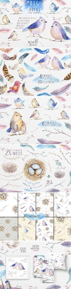 50% Spring &Easter collection by Peace ART on @creativemarket