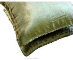 16x16 Decorative Olive Green Sofa Cushion Cover | Etsy Green Pillow Cases, Green Throw Pillows, Sofa Throw, Velvet Pillows, Throw Pillow Cases, Cushions On Sofa, Velvet Couch, Sofa Bed, Green Velvet Fabric