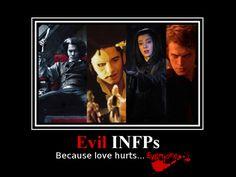 Infp villains