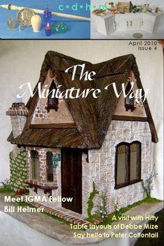 CDHM The Miniature Way magazine, April 2010