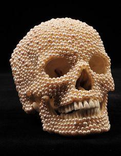 ✯ Pearl Skull ✯
