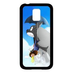 CaseCoco:Samsung Galaxy S5 mini The Umbrella Totoro Under Umbrella Case ID:15938-111655