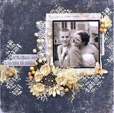 Wedding Day - Maja Design - Scrapbook.com