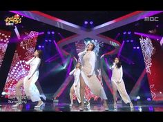 Girl's Day - Something, 걸스데이 - 썸씽, Music Core 20140201