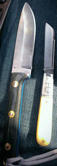 Hand Made Knife - beautiful.
