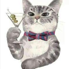 Gato fino ;)