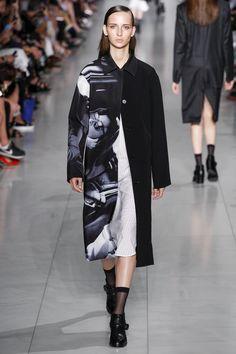 DKNY Spring 2016 Ready-to-Wear Fashion Show - Waleska Gorczevski