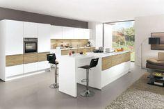 Keukens van de collectie Laser Plus