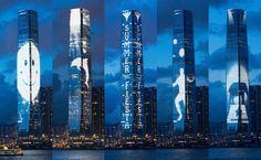 Urban branding Hong Kong