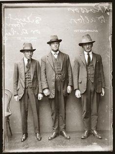 #gangster @ Adoption Detective