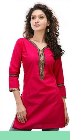 kurta tops for women plus size