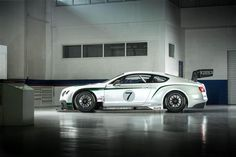 2013 Bentley Continental GT3 Image