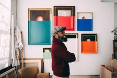 """thebkcircus:""""I would open an art gallery if my travel schedule..."""