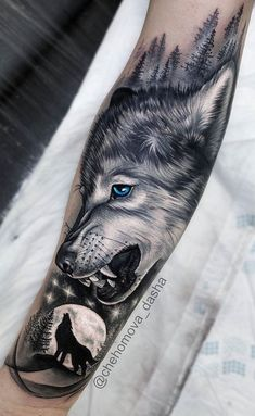 50 Of The Most Beautiful Wolf Tattoo Designs The Internet Has Ever Seen - Tiere. - 50 Of The Most Beautiful Wolf Tattoo Designs The Internet Has Ever Seen – Tiere – # - Wolf Tattoo Forearm, Tribal Wolf Tattoo, Wolf Tattoo Sleeve, Forearm Tattoo Design, Best Sleeve Tattoos, Tattoo Sleeve Designs, Tattoo Designs Men, Body Art Tattoos, Tattoo Wolf