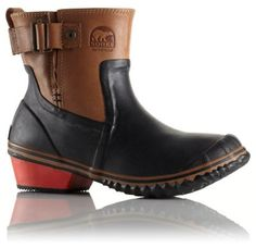 Rain boot! Sorrel Lightweight and stylish, this is your city-block-walkin', out-for-a-drink-talkin', long-way-home-rockin' ...