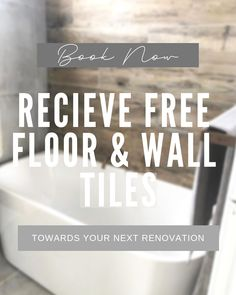 We are so excited to announce the launch of a New Promotion that brings you one step closer to having the Bathroom of your dreams! Bathroom Renovations Sydney, Next Bathroom, Closer, Dreaming Of You, Promotion, Tiles, Dreams, Room Tiles, Tile