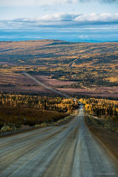 Dalton Highway, Alaska I finally got to check this one off my bucket list. - Science and Nature Dalton Highway, North To Alaska, Visit Alaska, Alaska Usa, Alaska Travel, Usa Travel, Winding Road, Pathways, Beautiful Places