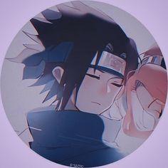 Cre facebook : Mình là Sami  Matching Pfp, Matching Icons, Sasuke Uchiha, Naruto, Matching Profile Pictures, Aesthetic Anime, Aesthetic Pictures, Anime Love, Anime Manga