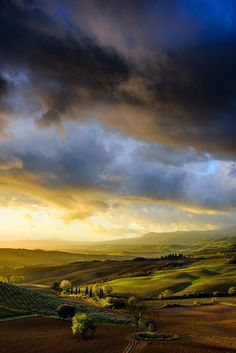 ~~Incredible Tuscany | San Quirico d'Orcia, Italy | by Evgeny Tchebotarev~~