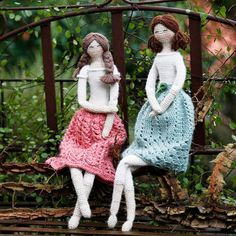 Doll Collection Go handmade