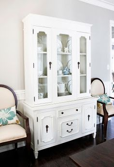 AM Dolce Vita Vintage Hutch Buffet Solid Mahogany By Anne Quinn Furniture Display Dining Room CabinetsDining