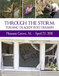 Survivors of the April 27th tornado that hit Alabama share their stories. Incredible.