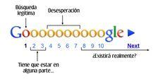 """Primera regla del club de la búsqueda: """"Nadie pasa de la primera página""""  http://www.emezeta.com/articulos/guia-de-trucos-de-busqueda-en-google"""