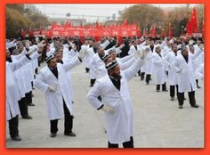 China Plays Hardball… Forces Muslims To Abandon Sharia, Then Go Through Humiliating Ritual | BB4SP