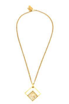 THE ARTFUL ACCESSORIZER - Kelly Wearstler necklace. 212 872 8901