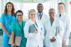 Diverse group of male and female medical professionals. Anti Aging Medicine, Funny Tanks, Pretty Blue Eyes, Long Haired Chihuahua, Travel Nursing, Emergency Medicine, Training Programs, Thyroid Health