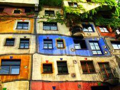 Hundertwasser Haus - Vienna