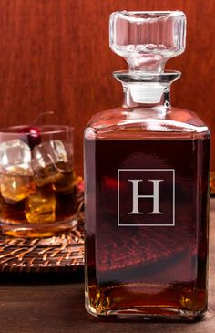 personalized spirits decanter  http://rstyle.me/n/uw5unpdpe