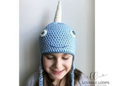 PDF Sea Unicorn Amigurumi Pattern Unicorn Seahorse Crochet | Etsy | 177x236