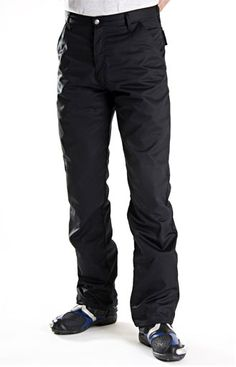 H2 Jean - smart bike trousers suitable to wear at work - add  Knox Flexiform Lite hip and knee protection to complete