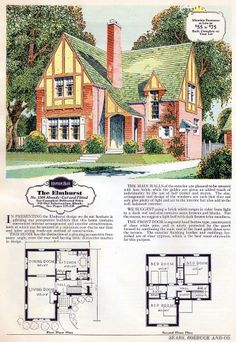 Monthly Payments of $55 - $75 a month complete on your lot! 1930 Sears Roebuck HonorBilt home.