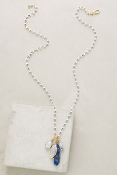 Tenerife Necklace #anthropologie