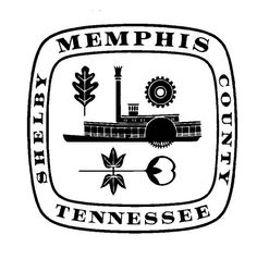 The Great SEAL of MEMPHIS in SHELBY CO., TN
