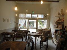Hauschka cafe Tokyo