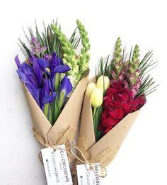 Our lovely bunch $35 #posy #flowerbunch #red #blue #Melbourne #Victoria #Flowers #aussiemade #australia #melbourneflorist #flowerpower #aussie #instaaustralia #Australia #melbourneflowers #melbournegifts #victoriaflowers #melbournegirls