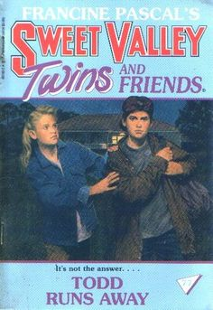 Todd Runs Away (Sweet Valley Twins #77)