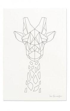 Best Origami Geometric Animal Wall Art 65 Ideas #wall #origami