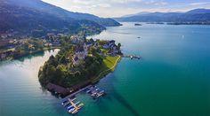 Kärnten - Wörthersee Carinthia, Water, Blog, Outdoor, Caribbean, Hams, Alps, Round Round, Vacation