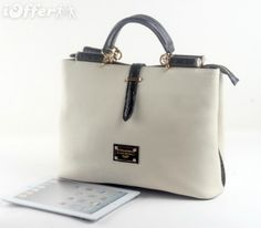 Women dolce gabbana bags real leather handbag