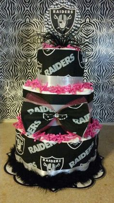 Oakland Raiders Baby Shower Invite Its A Boy Cute