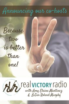 Real Victory Radio with Amy Elaine & LaTan • Amy Elaine